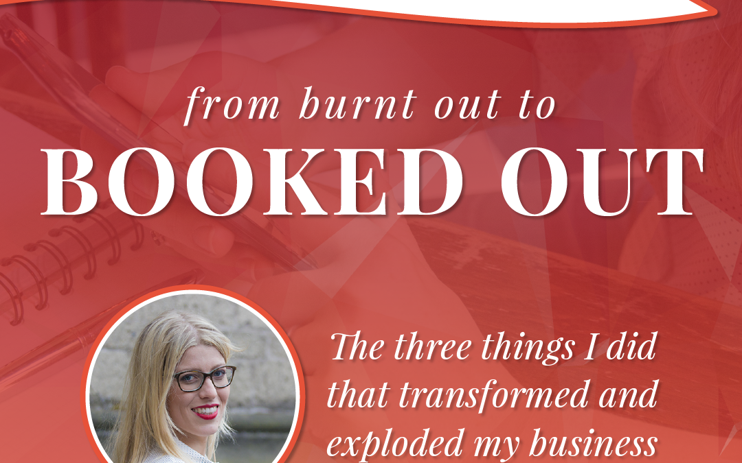 From Burnt Out To Booked Out: Understanding Your Audience [Part 2]