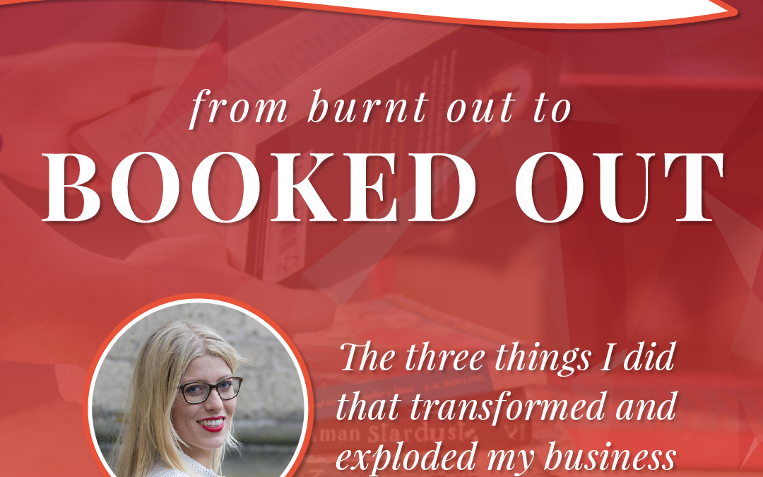 From Burnt Out to Booked Out: Branding & Positioning [Part 3]